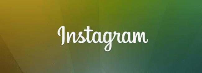 instagram banner introduces ads