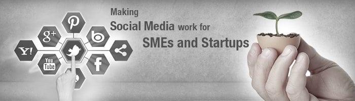 Social media startups