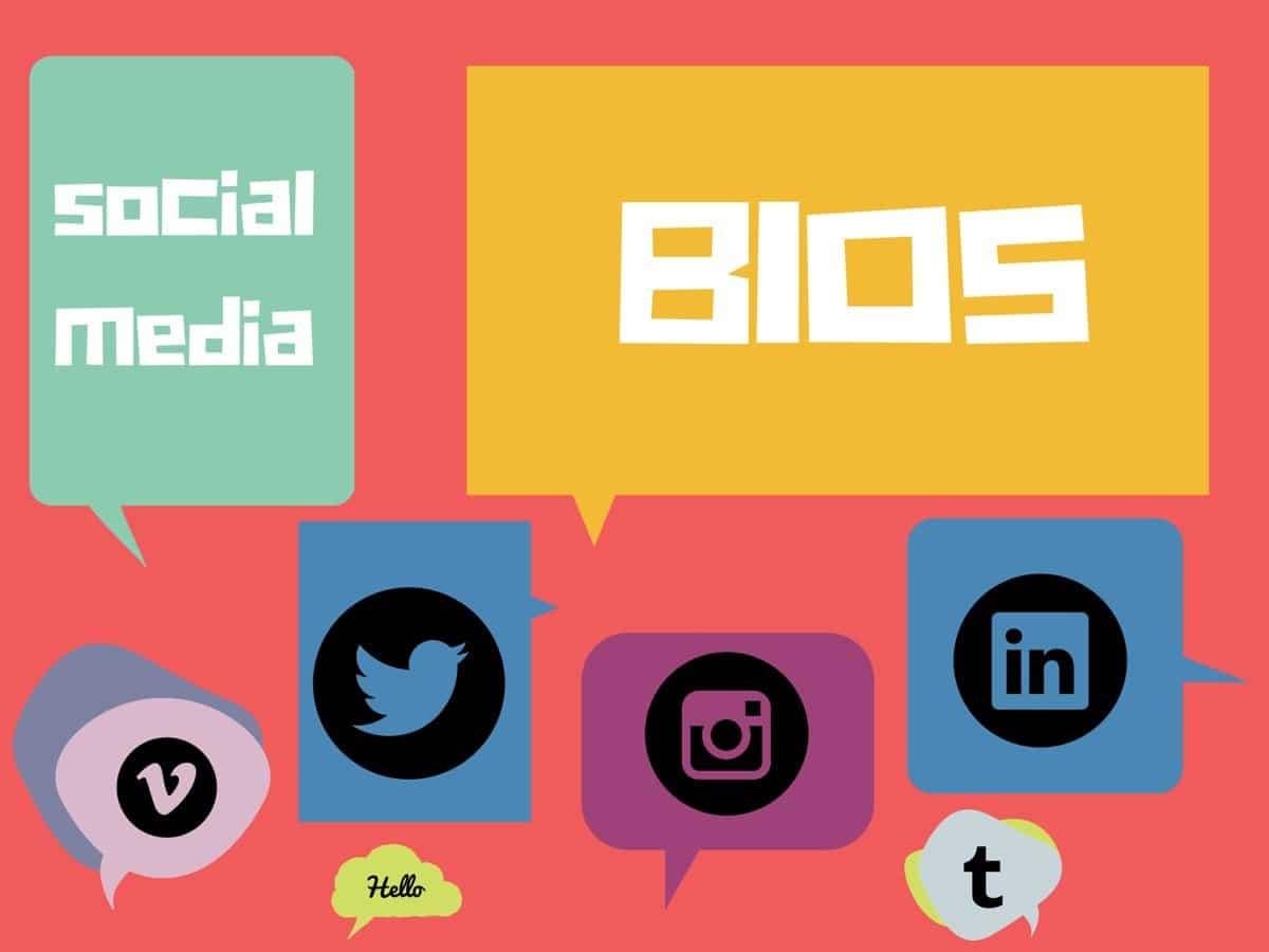 Social Media Bios Social Media Bios