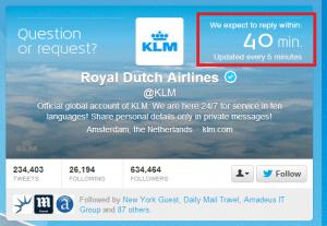 KLM-Airlines-live-social-media-response-time-Tnooz-2