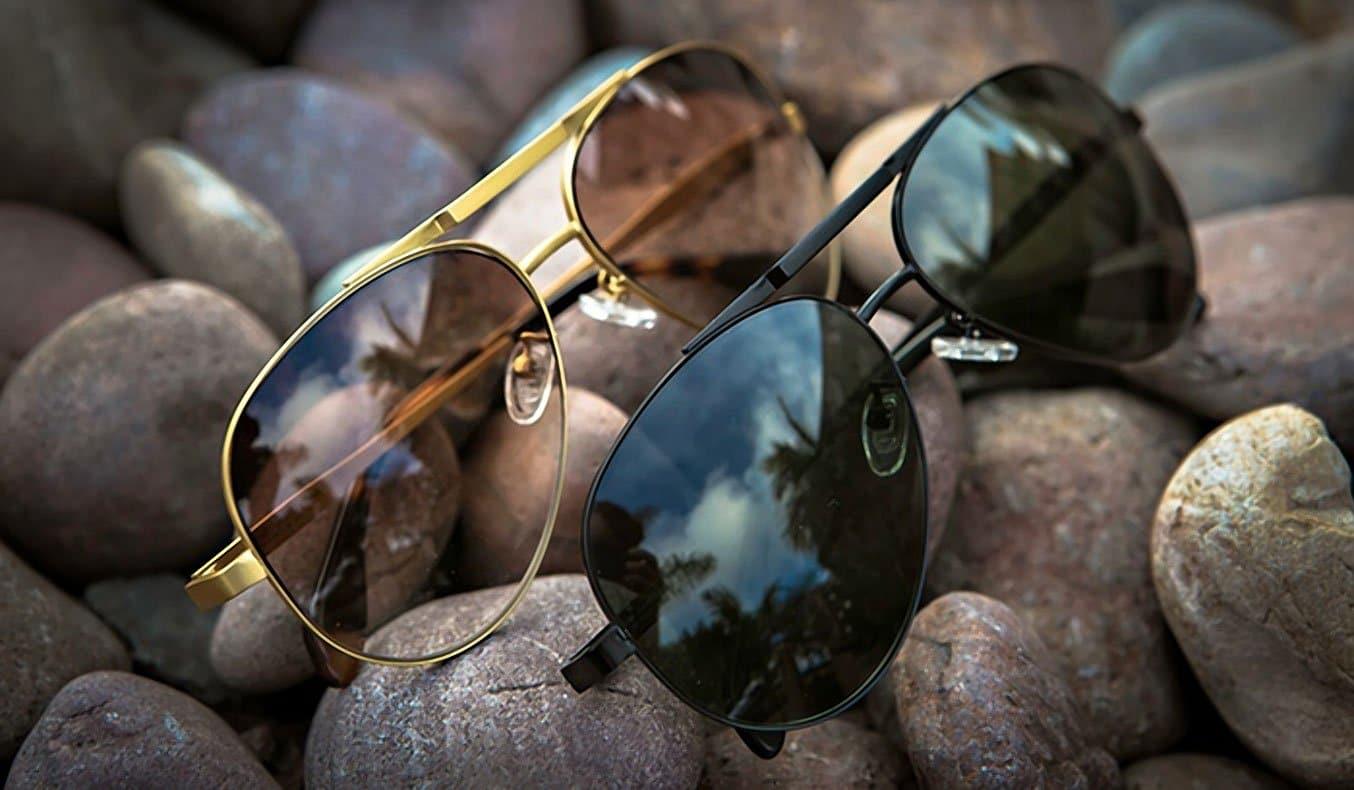 The-Hughes-Titanium-Aviator-Sunglasses-By-William-Painter-01