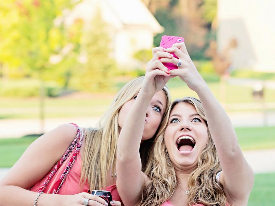 teens using snapchat