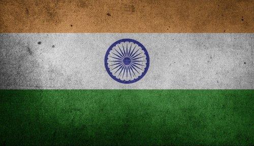 Flag image of India